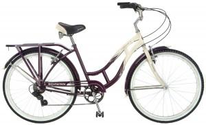 Schwinn Women's Sanctuary Cruiser Bicycle