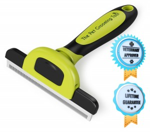 Veterinary Approved Deshedding Tool