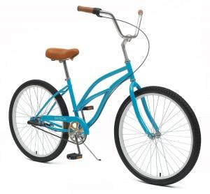 Women's Beach Cruiser Bike - Ride different and have fun