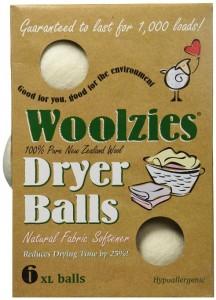 Woolzies, Wool Dryer Ball,