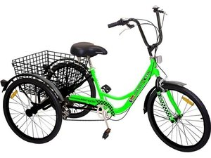 Adult Tricycle - Enjoy happy cycling