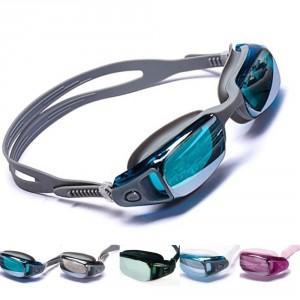 Aguaphile Mirrored Swim Goggles Soft