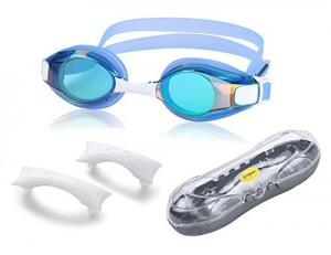 Anti Fog Swimming Goggles - Swim comfortably without fogging