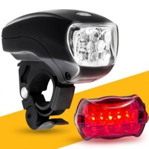 LED Bike Light Set
