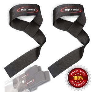 Lifting Straps By Rip Toned