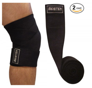 5 Best Powerlifting Knee Wraps – A must add to your gym bag
