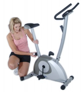 Upright Exercise Bike - Keep your healthy and active