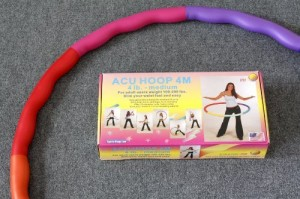 Weighted Hula Hoop - Have fun and adopt a healthy lifestyle.