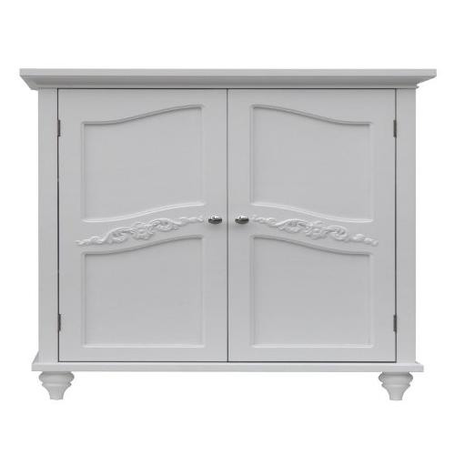 Elegant Home Fashion Vera 2-Door Floor Cabinet