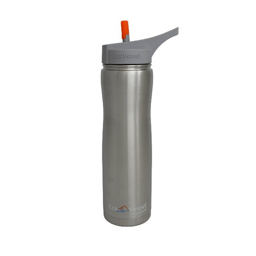 Eco Vessel Summit Insulated Stainless Steel Water Bottle