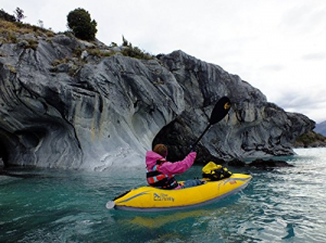 Inflatable Kayak - Explore lakes and easy rivers