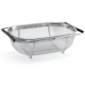 Polder 6631-75 Stainless-Steel Sink Strainer