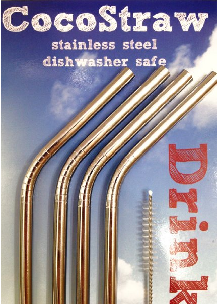 Stainless Steel Drink Straws