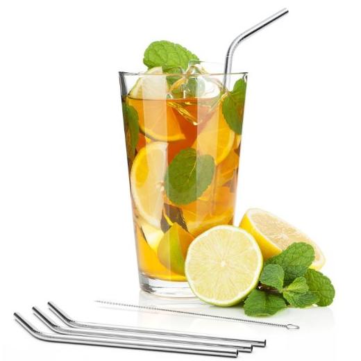 VOMLITE Stainless Steel Drinking Straw
