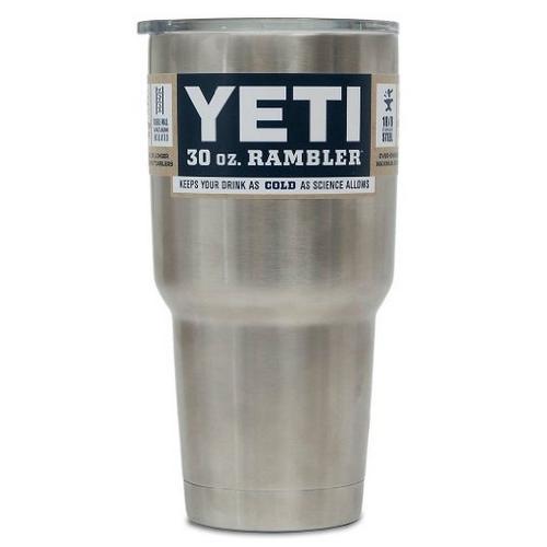 Yeti Rambler Tumbler