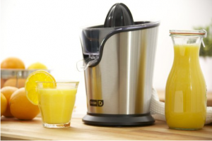 Electric Citrus Juicer - Enjoy freshly squeezed juice at home anytime