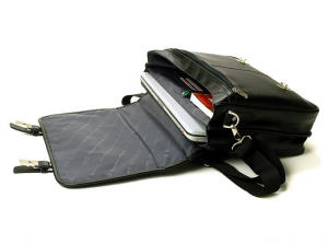 Leather Briefcase - Man's best friend