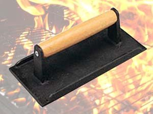 New 8-Inch Barbecue BBQ Grill Steak Weights