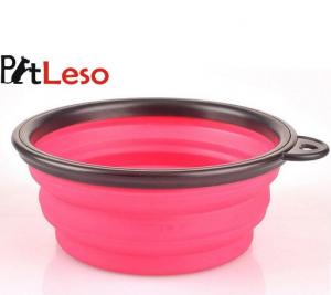 Pet Leso Pop-up Pet Bowl Travel Bowl