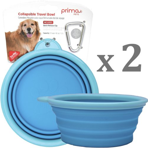 Prima Pet Collapsible Silicone Food