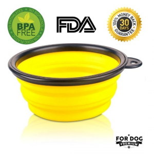 Travel Collapsible Dog Bowl