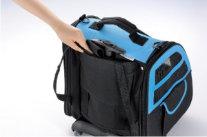 Backpack Pet Carrier - Keep your little furry friend safely equipped for every new adventure