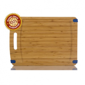 5 Best Bamboo Cutting Board with Juice Groove – Perfect cooking and chopping companion