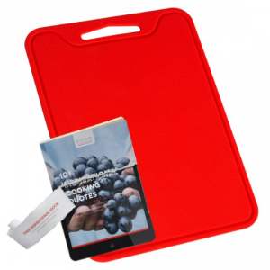 Kichin's Flexible Silicone Cutting Board