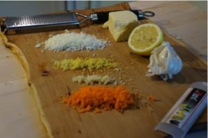 Lemon Zester - Enjoy quick, effortless zesting
