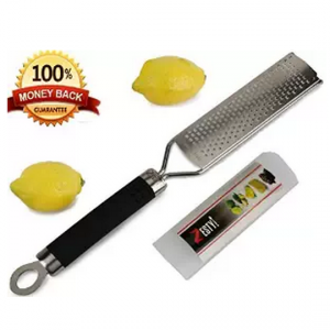 Lemon Zester and Cheese Grater