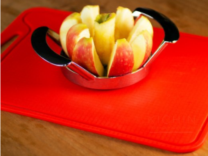 Red Cutting Board - Attractive and functional addition to your kitchen