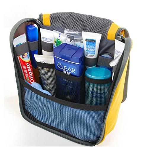 Bonart Waterproof Nylon Cosmetic Bag