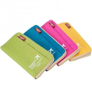 M Square Travel passport wallet holder safety