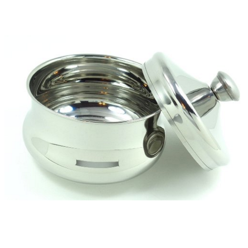 Shaving Toolz Stainless Steel Shaving Bowl