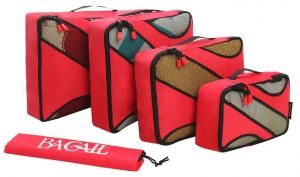 Travel Packing Cubes - The ultimate in convenience for easy traveling