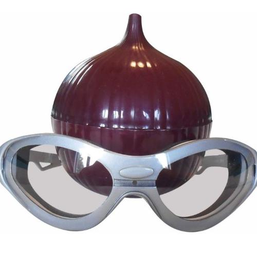 Addies Kitchen Silver Anti Fog Onion Goggles