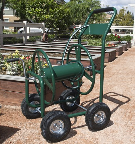 Best Choice Products® Water Hose Reel Cart 300