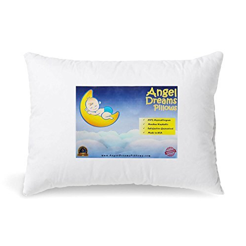 1 Best Toddler Pillow by Angel Dreams