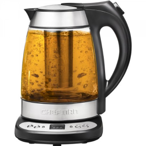 5 Best Electric Kettle with Tea Infuser – Make a perfect cup of tea with ease