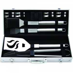 5 Best BBQ Set with Case – Give you all the essentials for easy grilling