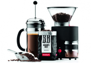 Electric Burr Grinder - Reliable way to maximize freshness