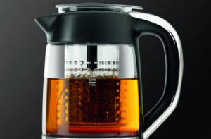 Electric Kettle with Tea Infuser - Make a perfect cup of tea with ease