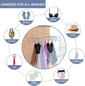 8 Best Clip And Drip Hanger – Air Drying For Your Delicate Clothing