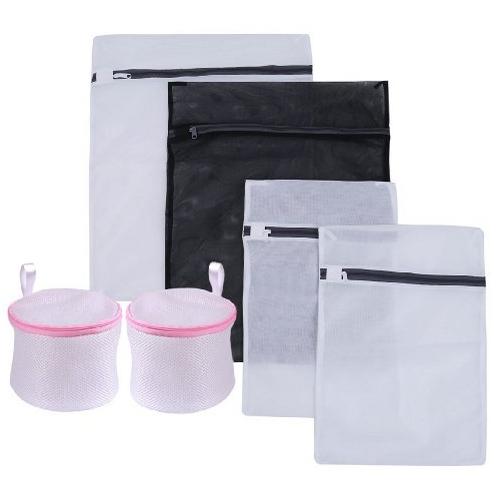 Lingerie Bag Set of 5 Laundry Bags