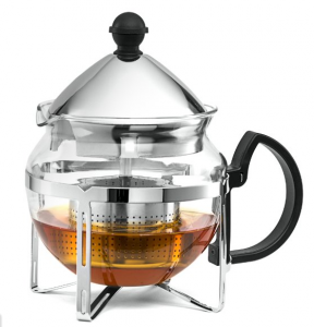 Glass Teapot With Infuser – Brew Your Favorite Teas In An Elegant Way