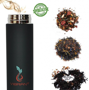 Drink Bottle With Tea Infuser – An Ideal On-The-Go Solution