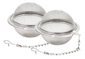 Mesh Tea Ball – Brew Your Loose Leaf Tea With Ease
