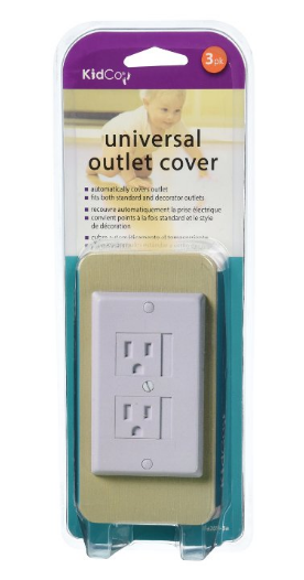 KidCo Universal Outlet Cover 6 Pack