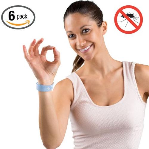 Hoont™ Natural Mosquito Repellent Citronella Wristband