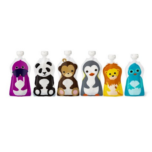 Squooshi Reusable Food Pouch